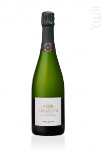 Blanc de Noirs Brut - Champagne Garnier Tryasson - Non millésimé - Effervescent