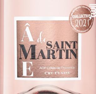 Âme de Saint Martin Cru Classé - Château de Saint-Martin - Non millésimé - Rosé