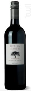 Cuvée Mathilde - Domaine de l'Amandine - 2018 - Rouge