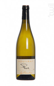 Les Perruches - Domaine Michel & Damien Pinon - 2014 - Blanc