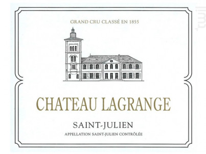 Château Lagrange - Château Lagrange - 2013 - Rouge