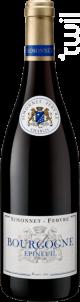 Bourgogne Epineuil - Simonnet Febvre - 2016 - Rouge