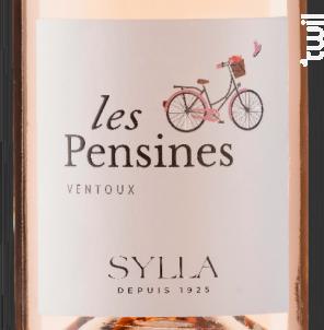 Les Pensines - Les Vins de Sylla - 2019 - Rosé