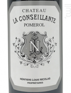 Château La Conseillante - Château La Conseillante - 2018 - Rouge