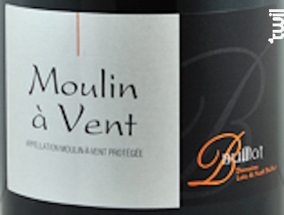 Moulin à Vent - Domaine Bulliat - 2017 - Rouge