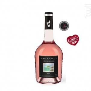 Igp - Sciaccarellu - Union de Vignerons de l'île de Beauté - 2018 - Rosé