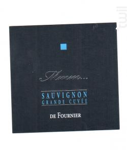 Mmm... Sauvignon de Fournier - FOURNIER Père & Fils - 2017 - Blanc