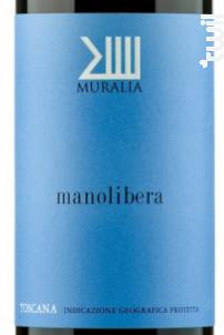 MANOLIBERA - Muralia - 2016 - Rouge