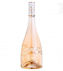 La Vie en Rose - Château Roubine - 2018 - Rosé