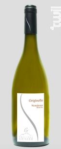 Originelle - Maison Philippe Grisard - 2017 - Blanc