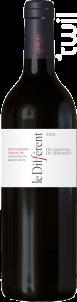 Le Différent de Château de Ferrand - Château de Ferrand - 2016 - Rouge
