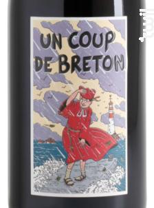 Un Coup de Breton - Domaine des Vallettes - 2018 - Rouge