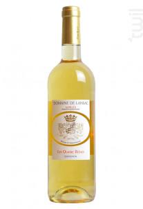 Les Quatre Reines - Sauvignon - Domaine de Lansac - 2017 - Blanc