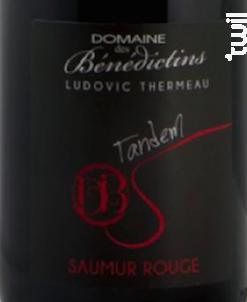 Tandem - Domaine des Bénédictins - 2018 - Rouge