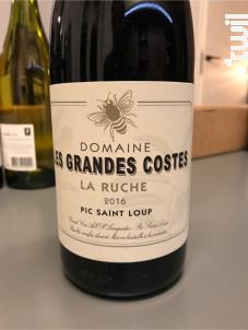 La Ruche - LES GRANDES COSTES - 2016 - Rouge