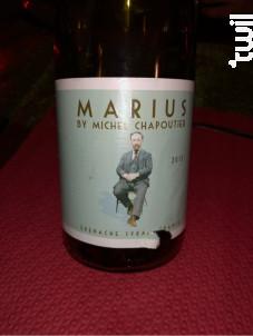 Marius - Maison M. Chapoutier - 2019 - Rosé