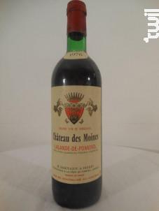 Château Des Moines - Château des Moines - 1976 - Rouge