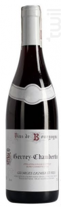 Chambolle Musigny - Georges Lignier & fils - 2014 - Rouge