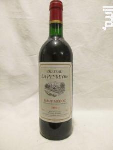 Château La Peyreyre - Château Peyreyre - 1990 - Rouge