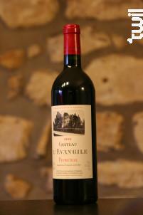 Château L'evangile - Château de L'Evangile - 1999 - Rouge