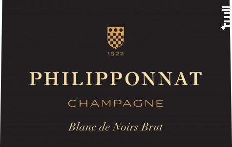 Champagne Philipponnat Blanc de noirs brut Millésimé - Champagne Philipponnat - 2012 - Effervescent