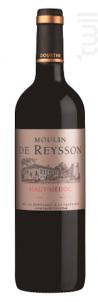 Moulin de Reysson - Dourthe - 2014 - Rouge