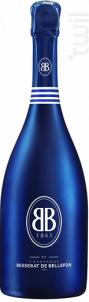 Besserat De Bellefon Cuvée Bb 1843 - Champagne Besserat de Bellefon - Non millésimé - Effervescent