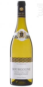 Bourgogne Chardonnay - Levert Frères - 2017 - Blanc
