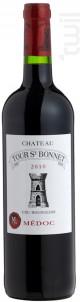 Château Tour Saint Bonnet - Château Tour Saint Bonnet - 1979 - Rouge