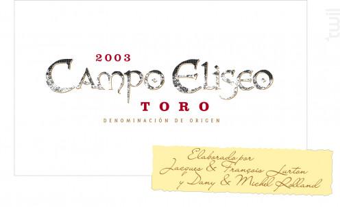 CAMPO ELISEO - Campo Eliseo - 2016 - Rouge