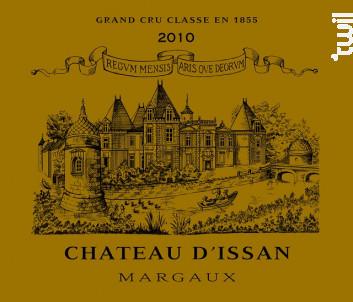 Château d'Issan - Château d'Issan - 2010 - Rouge