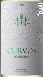 Loureiro - Quinta de Curvos - 2018 - Blanc