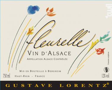 Fleurelle - Gustave Lorentz - 2018 - Blanc
