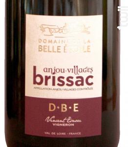 Anjou Villages Brissac - Domaine de la Belle Etoile - 2014 - Rouge