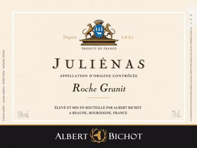 Roche Granit - Albert Bichot - 2017 - Rouge