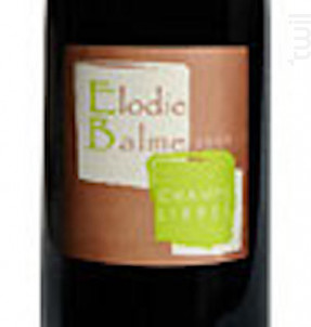Champs Libres Elodie Balme - Domaine Elodie Balme - 2018 - Rouge
