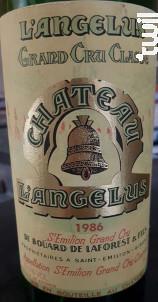 Angelus - Grand Cru Classé
