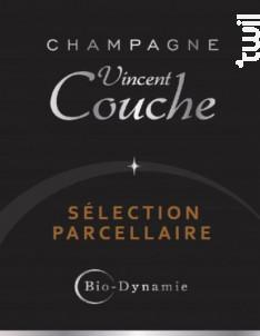 Sélection Parcellaire - Champagne Vincent Couche - Non millésimé - Effervescent