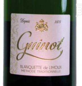 Blanquette Select - Maison Guinot depuis 1875 - Non millésimé - Effervescent