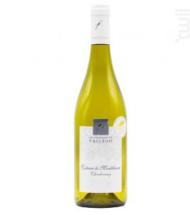Coteaux de Montélimar – Chardonnay Prestige - Les Vignerons de Valleon - 2018 - Blanc