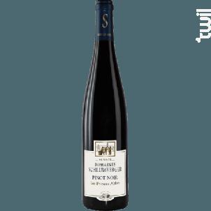 Pinot Noir Les Princes Abbés - Domaines Schlumberger - 2016 - Rouge