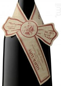 Vieux Marc de Provence - CHATEAU DE SAINT MARTIN - Non millésimé - Blanc