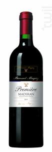 Première Madiran - Bernard Magrez - 2015 - Rouge