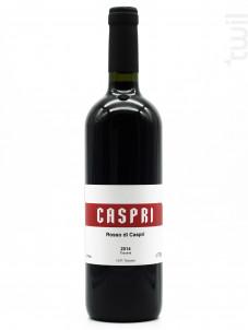 Rosso Di Caspri - Fattoria Di Caspri - 2014 - Rouge