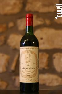 Le Berger Baon - Baron Philippe De Rothschild - 1981 - Rouge