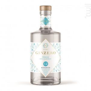 Ginzero 12 Botanics - GINZERO - Non millésimé - Blanc