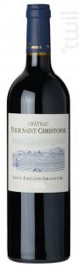 Château Tour Saint Christophe - Château Tour Saint Christophe - 2018 - Rouge