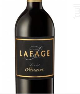Narassa - Domaine Lafage - 2017 - Rouge
