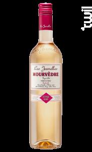 Mourvèdre Rosé - Les Jamelles - 2019 - Rosé