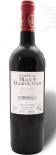 Château Haut Bazignan - Château Haut Bazignan - 2014 - Rouge